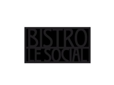 CAFÉ Bistro Le Social