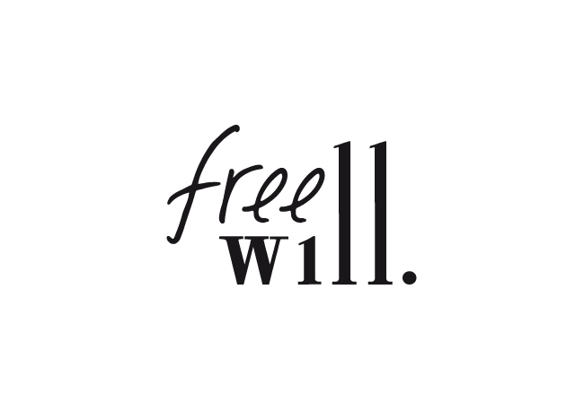 FreeWill, Logo and Print, identity, webdesign, Brno