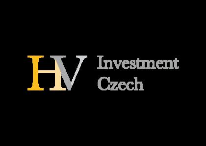 Realizace Logo&Tisk HV Investment logo