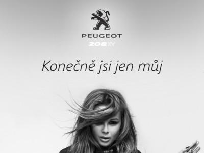 Monika Bagárová / Peugeot