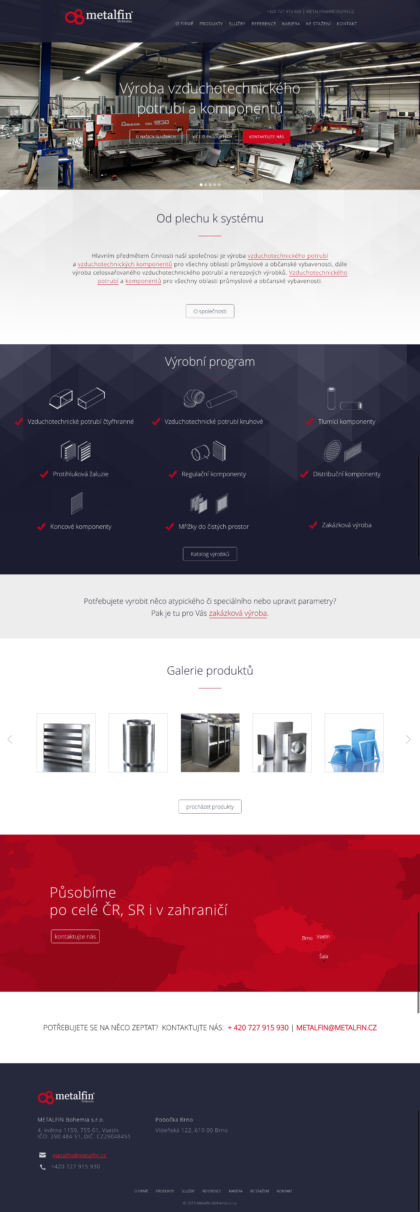 METALFIN_webdesign