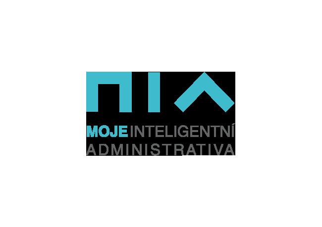Logo systému MIA - realizace, Logo&Print