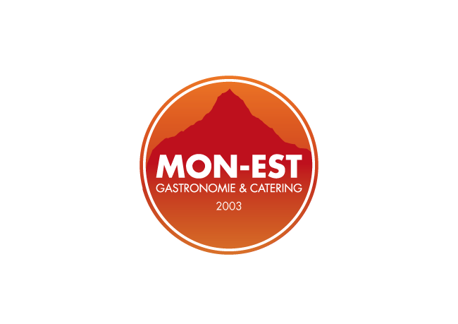 MON – EST BRNO, s.r.o. - realizace, Logo&Tisk