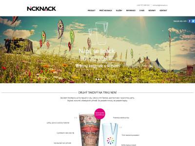 NickNack web