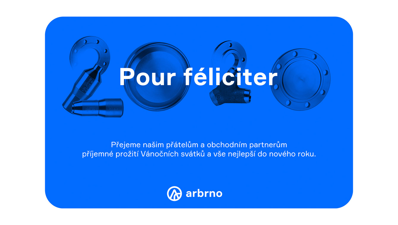 AR Brno redesign, PF, Corporate identity, web design Brno