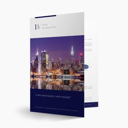 HV Investment Trust a.s. - realizace, Logo&Print