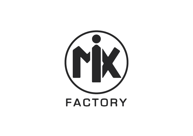 Realizace Logo&Tisk MIXFACTORY logo