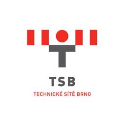 Technické sítě Brno - klient webdesign studia GRAFIQUE Brno